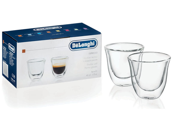 Delonghi Espresso Thermo Glasses- 5513214591