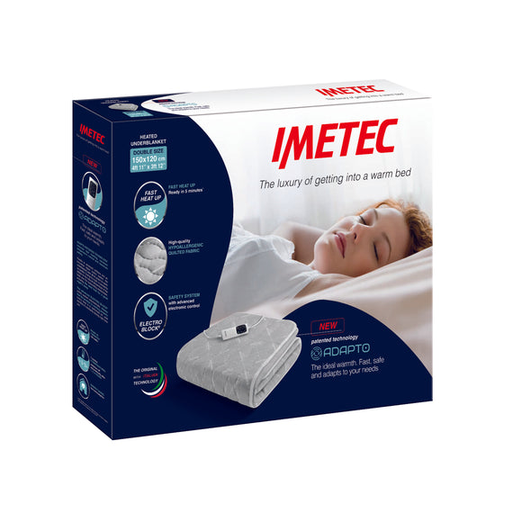 IMETEC Adapto Underblanket - Double  16731