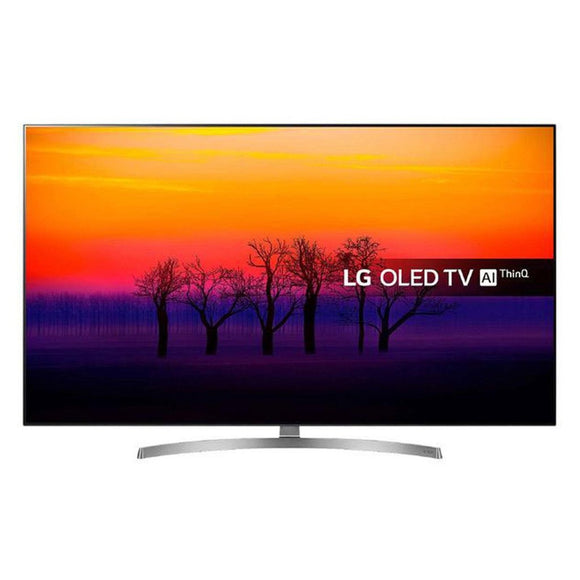 LG 55 inch OLED 4K Ultra HD HDR Smart TV-OLED55B8SL