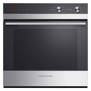FISHER & PAYKEL 60cm 7 Function Built-In Oven - 72L - OB60SC7CEX1