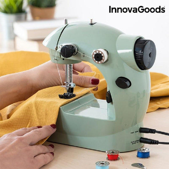 INNOVAGOODS Mini Portable Sewing Machine  811228