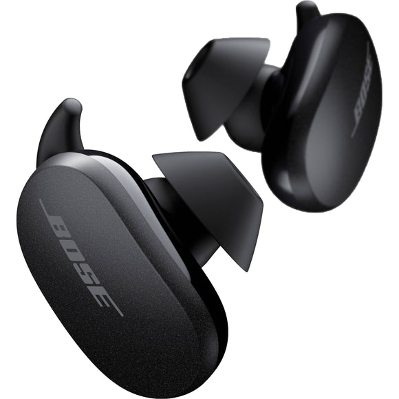 BOSE QuietComfort Triple Black Earbuds 88312620010
