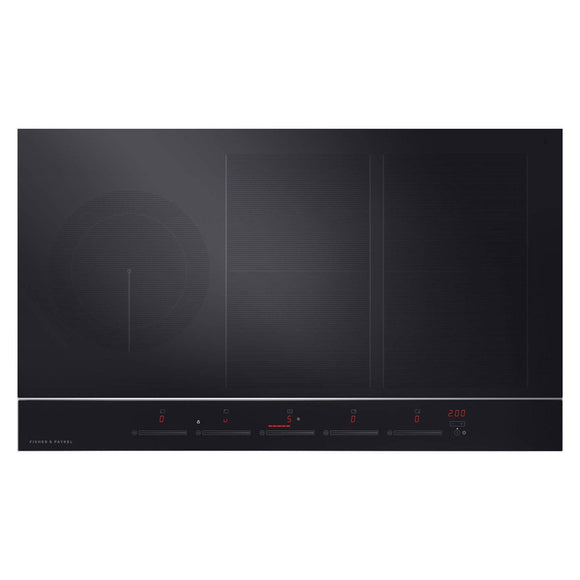 FISHER & PAYKEL 90cm 5 Zone Induction Hob with Smartzone - CI905DTB3