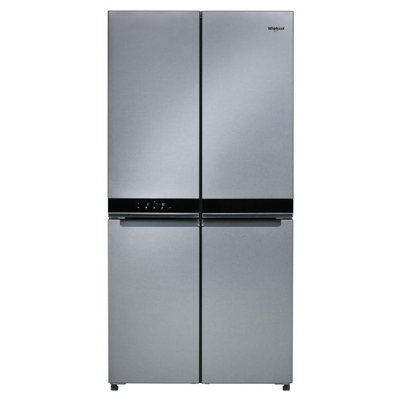 WHIRLPOOL 90cm W Collection Four Door Fridge Freezer - WQ9B1LUK