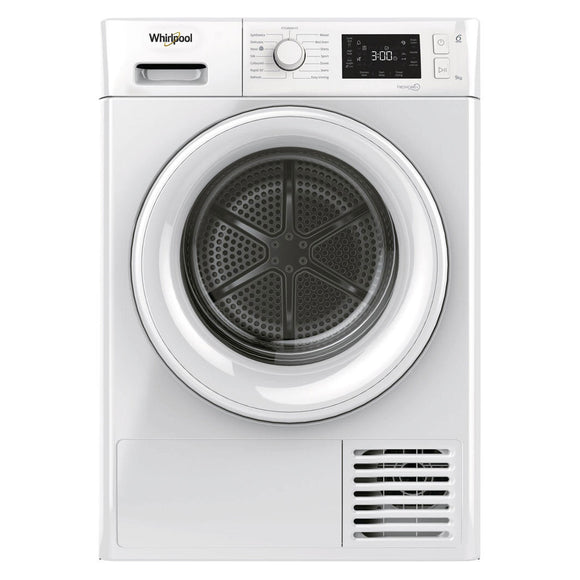 WHIRLPOOL 9Kg Heat Pump Condensor Dryer With 6Th Sense - FTM229X2UK