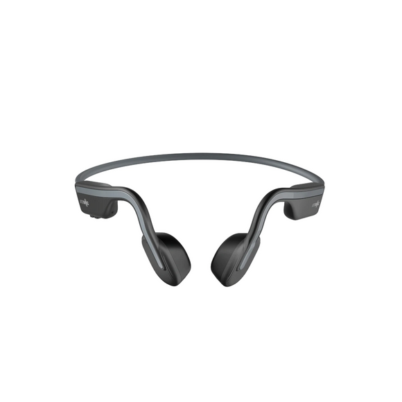 AfterShokz OpenMove Wireless Bone Conducting Headphones Grey