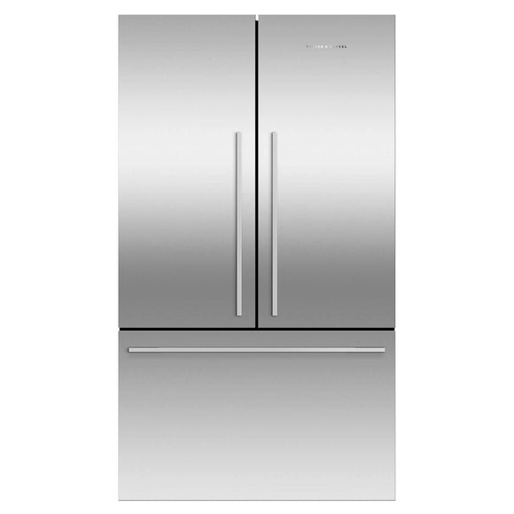FISHER & PAYKEL  ActiveSmart™ Fridge, 900mm French Door American Style 545L-RF610ADX4