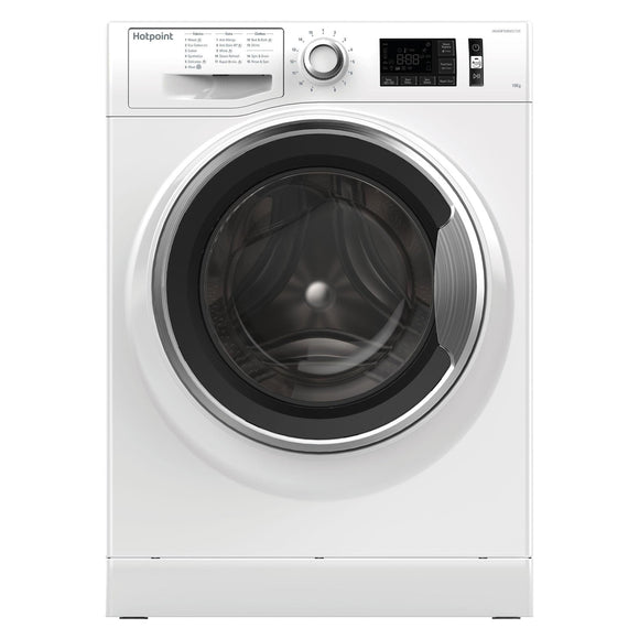 HOTPOINT Active Care 10Kg,1600 Spin Washing Machine - NM111065WCAUK