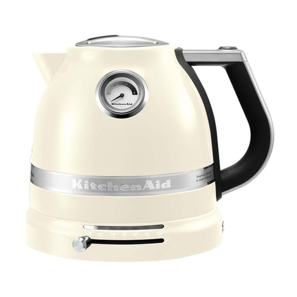 KITCHENAID Artisan Kettle Almond Cream 1.5L - 5KEK1522BAC