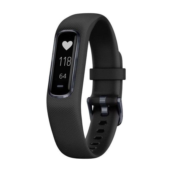 GARMIN  Vívosmart 4 Black Regular 49GAR0100199500