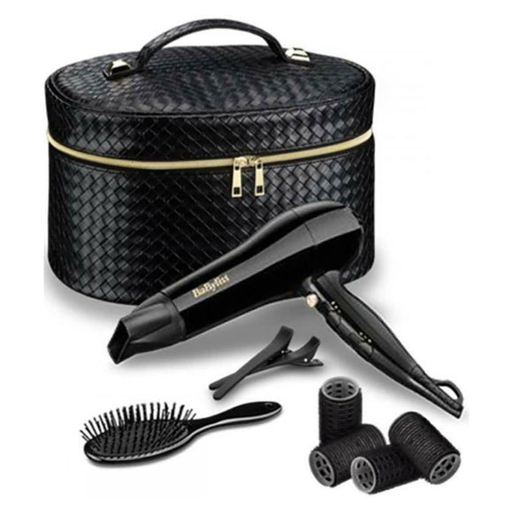 BABYLISS The Style Collection Hairdryer 2200W including Vanity Case