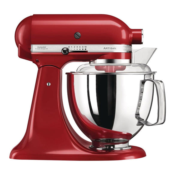 KITCHENAID  Artisan  Empire Red 4.8L Stand Mixer  5KSM175PSBER