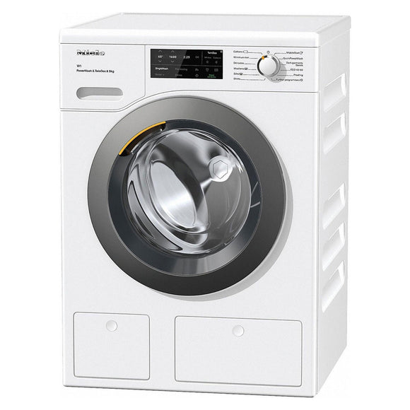 Miele 1600 spin 9 kg washing machine with Twin Dos & Power wash