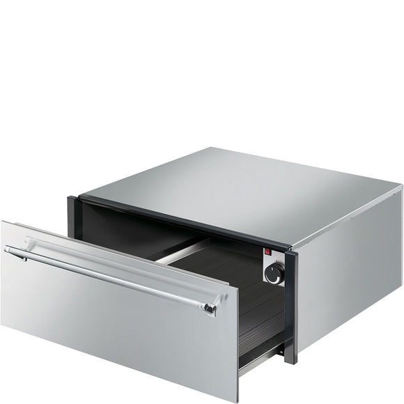 Smeg Classic SoftClose Warmer Drawer,  CT3029X- Ex Display