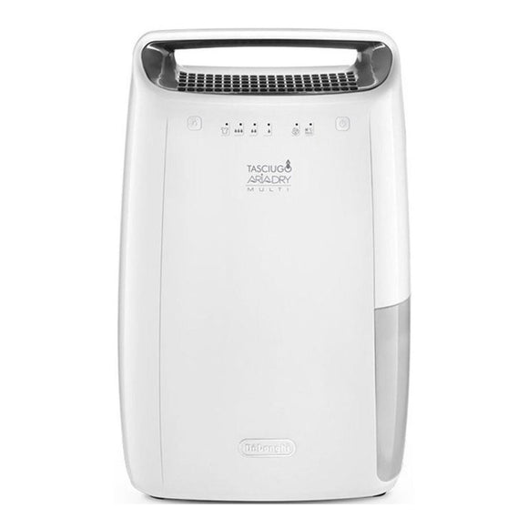 Delonghi Compact Dehumidifier With Noise Reduction-DEX14