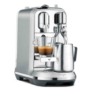 DELONGHI Creatista Sea Salt Coffee Machine - BNE800SST