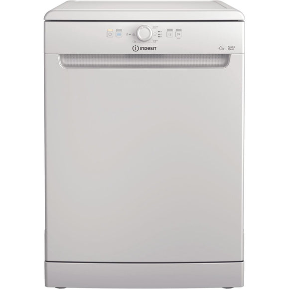 INDESIT 13 Place Freetanding Dishwasher - DFE1B19UK