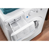 INDESIT My Time Washer 6kg 1200 spin A++ Washing Machine  - EWS61252WUK