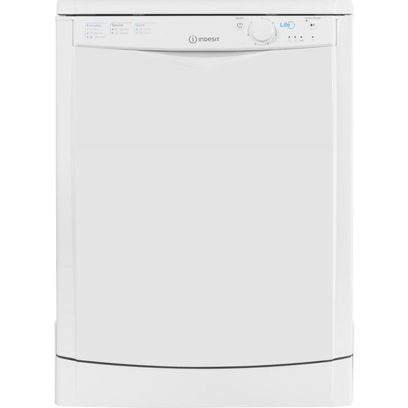 INDESIT 13 Place 5 Program Dishwasher - DFG15B1UK