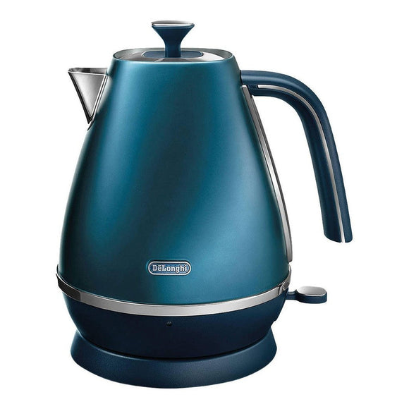 DELONGHI Distinta 1.7L Kettle Blue  - KBI3001BL