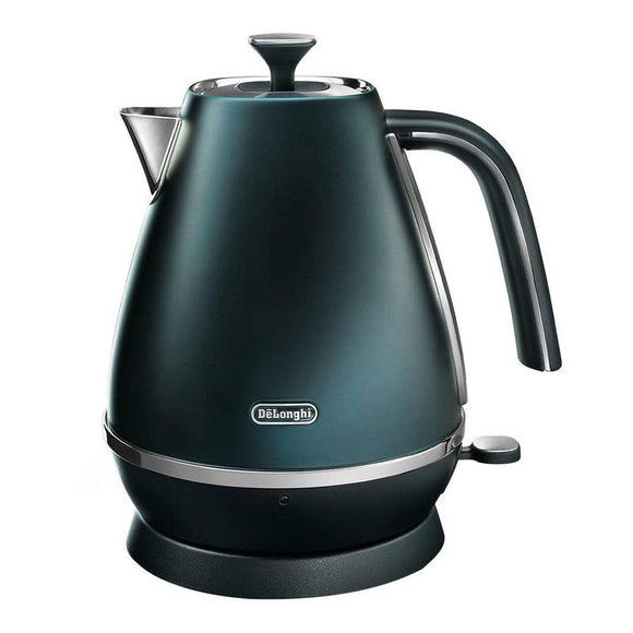 DELONGHI Distinta 1.7L Kettle Blue  - KBI3001GR