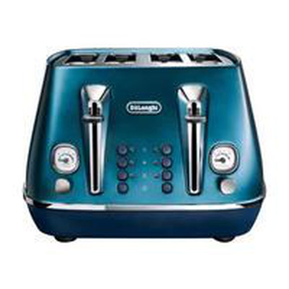 DELONGHI Distinta Flair 4 Slice Toaster - CTI4003BL