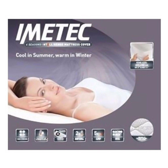 IMETEC  Electric Blanket Mattress Cover -16468