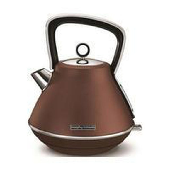 MORPHY RICHARDS Evoke 1.5ltr Pyramid Kettle Bronze - 100101