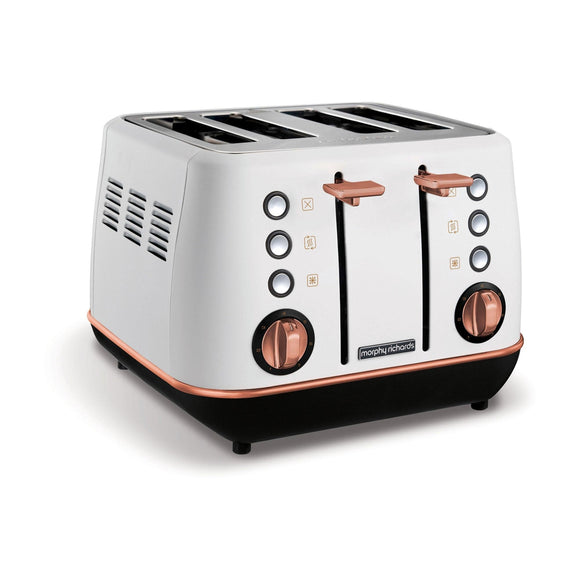 MORPHY RICHARDS Evoke 4 Slice Toaster - 240115