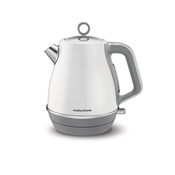 MORPHY RICHARDS Evoke Jug Kettle 1.5L White - 104409