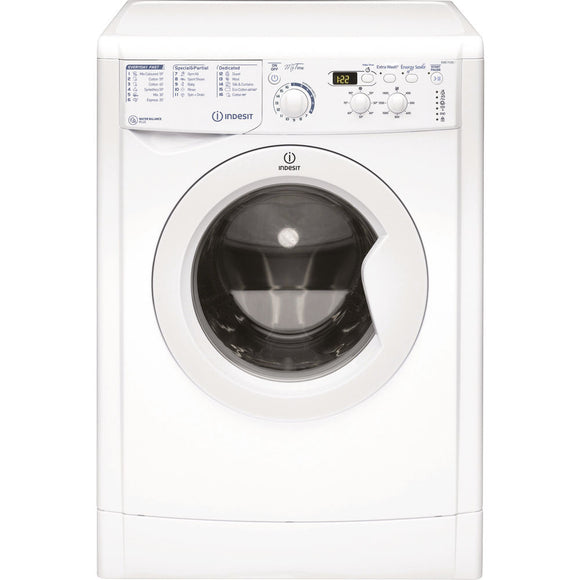 INDESIT My Time, 7kg 1400 spin, A++ Washing Machine -EWD71452WUK