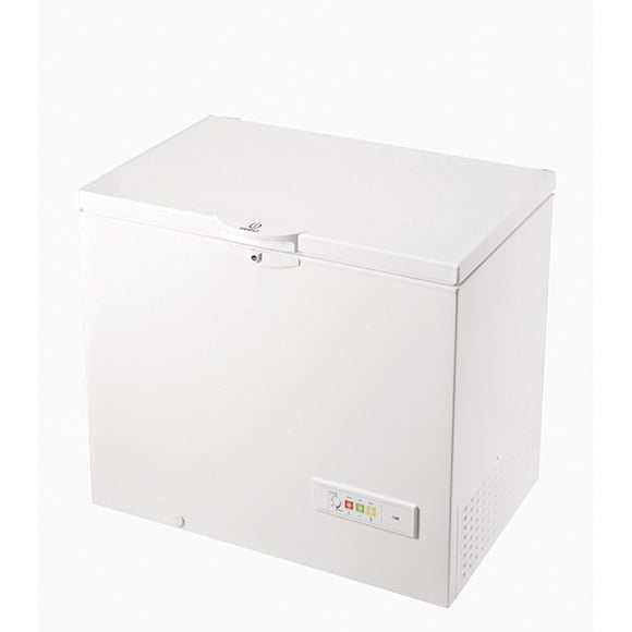 INDESIT 251 Litre Chest Freezer A+ -  OS1A250H2UK1