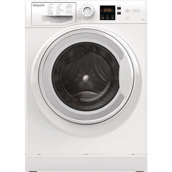 HOTPOINT  7Kg, 1400 SPIN WASHING MACHINE- NOW €329
