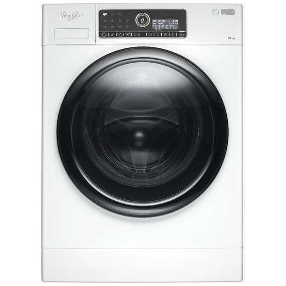WHIRLPOOL SupremeCare Washing Machine,FSCR12441-Ex Display