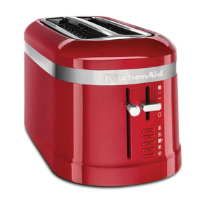 KITCHENAID Four Slice Long Toaster Empire Red - 5KMT5115BER