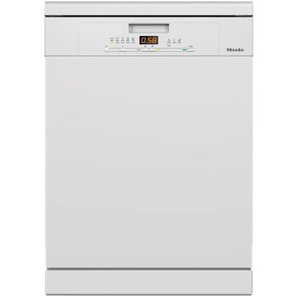 Miele 14 Place Dishwasher Freestanding White G5000SCWH