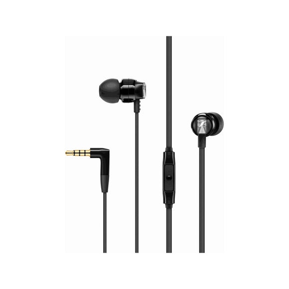 SENNHEISER In Ear With Mic- CX300SBK