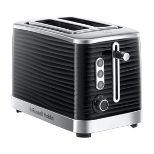 RUSSELL HOBBS Inspire High Gloss Two Slice Toaster - 24371