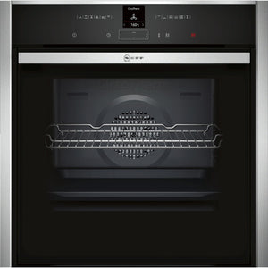 Neff Single Oven - Slide & Hide Door- B57CR22N0B