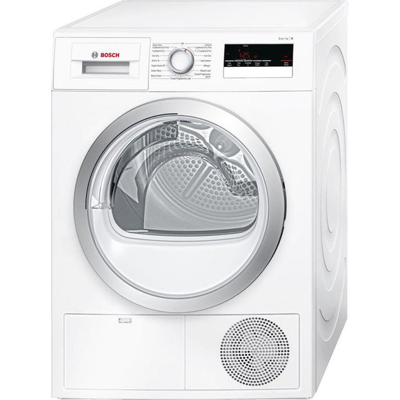 BOSCH Serie | 4 Condenser dryer- WTN85200GB-  Ex-Display