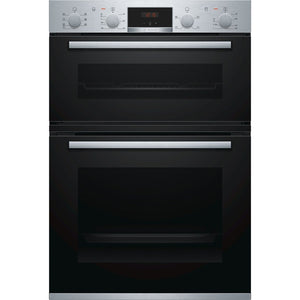 Bosch Serie | 4 Built-in double oven- MBS533BS0B €50 One4All Voucher
