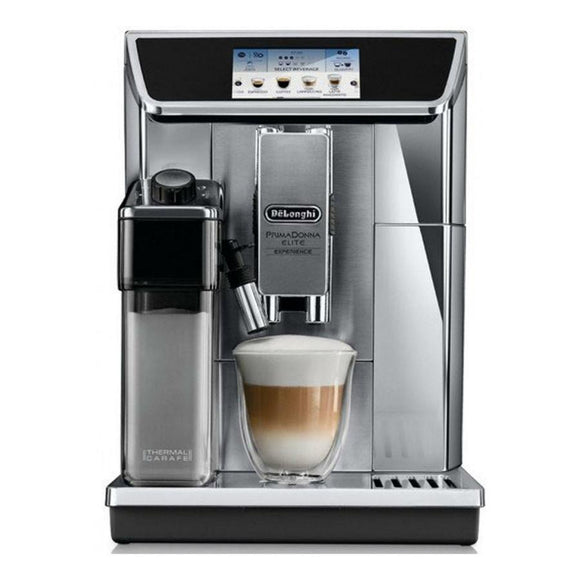 DELONGHI Primadonna Elite Bean To Cup Coffee Machine-ECAM65085MS