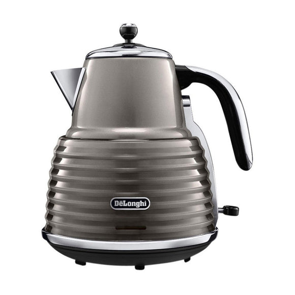 DELONGHI Scultura Electric Kettle - KBZ3001BG
