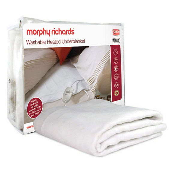 MORPHY RICHARDS Single Under Blanket - 600111
