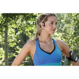 Sportz Titanium Wired Headphones- AS401XB