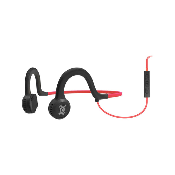 Sportz Titanium Wired Headphones With Mic - AS451LR
