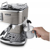 DELONGHI Traditional Pump Coffee Machine - ECZ351BG