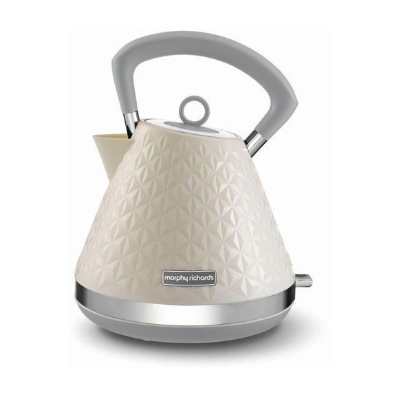 MORPHY RICHARDS Vector Trad Kettle Cream 1.5L - 108132