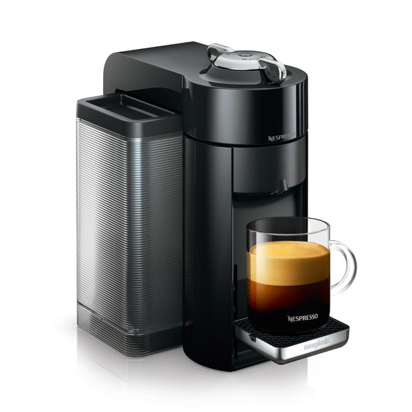 NESPRESSO Vertuo Coffee Machine Black by Magimix