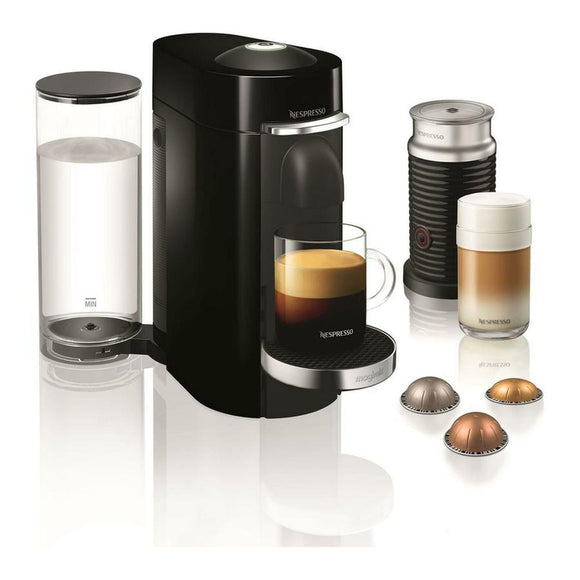 NESPRESSO Vertuo & Milk Black by Magimix-11387